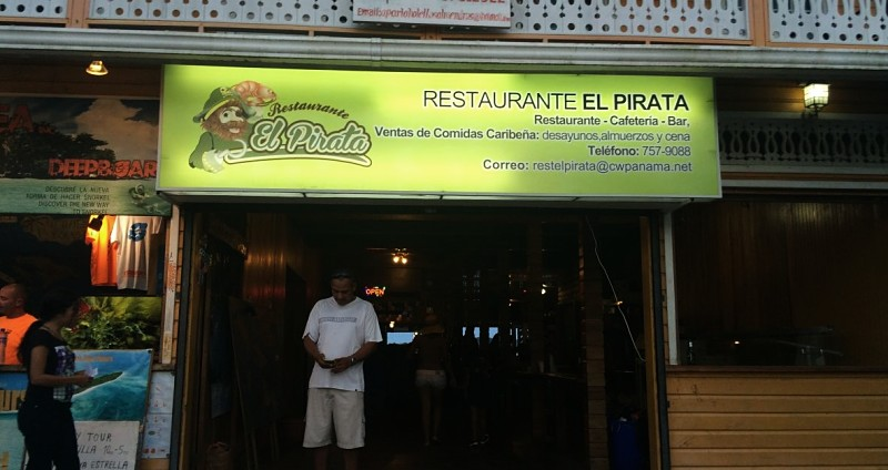 Restaurante El Pirata