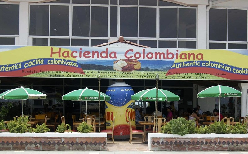 hacienda colombiana